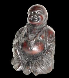 buddha figur happy